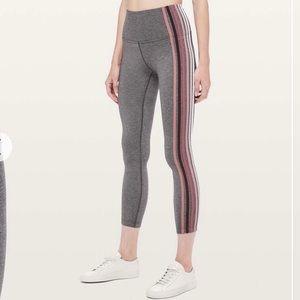 Lululemon Take a Hint leggings size 2